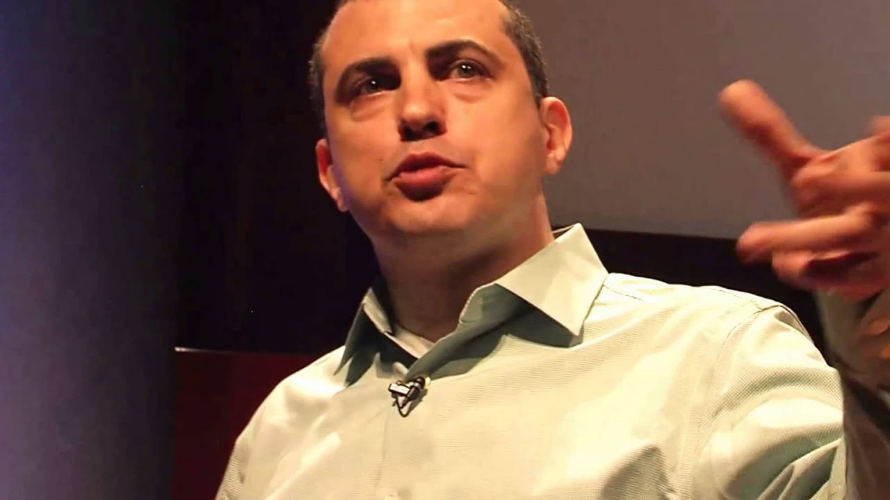 Bitcoin is Disruption: Wired money TED Talk | Andreas M. Antonopoulos