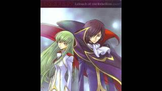 Code Geass Lelouch of the Rebellion OST 2 - 01. Previous Notice