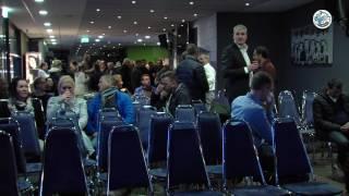FC Den Bosch TV: Teaser impressie informatieavond jeugdopleiding