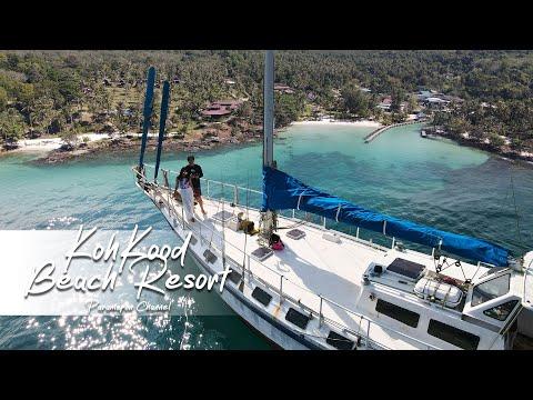 Koh Kood Beach Resort คนละ 650 บาท ก็ได้นั่งเรือยอร์ชสวยๆเที่ยวเกาะกูด