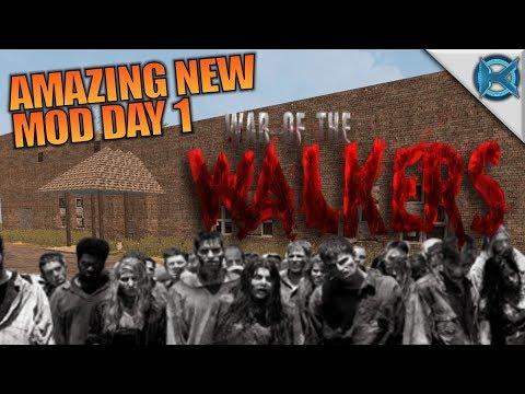 AMAZING NEW MOD DAY 1 | 7 Days to Die |...