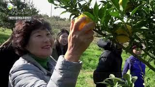 [6차산업 이야기] #성공 전남 고흥 에덴식품