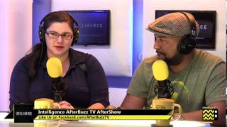 "Intelligence After Show Season 1 Episode 9 ""Athens"" 