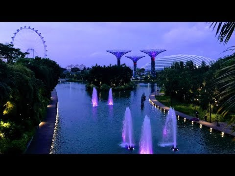 Singapore 2017 4K Ultra HD Film