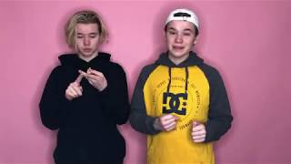 Marcus&Martinus – We are the voices of Gus and Cooper in Wonder Park!