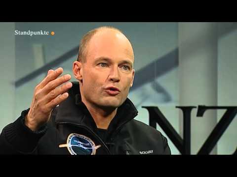 Bertrand Piccard (Pilot und Initiator der Solar Impulse) | Grenzen überwinden (NZZ Standpunkte 2008)