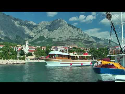 Brela,  Baska Voda und Makarska