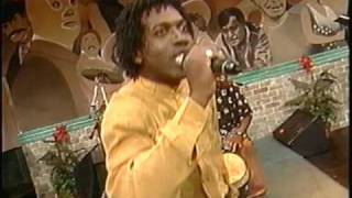 Andy Palacio,  ROOTS  (Telemundo TV)  Live 1996