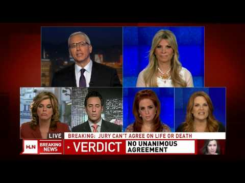 Dr Drew 05-23-13 Jodi Arias Sentencing Verdict - No Unanimous agreement
