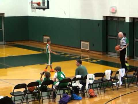 St  Matthew 6th Grade Boys vs St Patrick Nov 23 2014