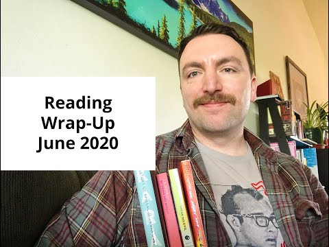 Reading Wrap Up For June 2020