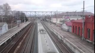 [RZD] Станция Вышний-Волочёк.Сапсан:Санкт-Петербург-Москва.(15:08 08.12.2015., 2015-12-17T19:20:56.000Z)