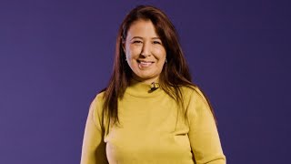 Portrait de femme en science: Halima Elbiaze