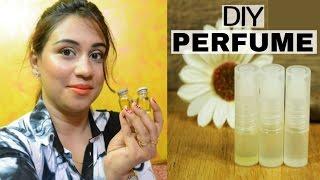 Diy Perfume | Make Your Own Perfume | Homemade Natural Perfume Recipe | Making Perfume