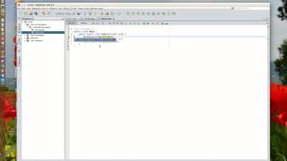 Create a simple circle class in NetBeans IDE 8.2