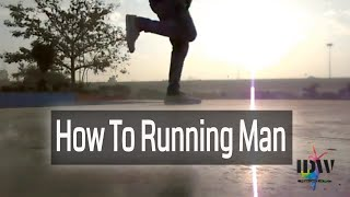 """how to dance running man """"Melbourne shuffle"""" (step by step…"""