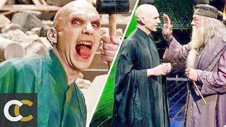 25 невероятных фактов о съемках Гарри Поттера