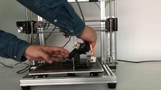 HICTOP 3Dプリンターオートレベルの取付方法について