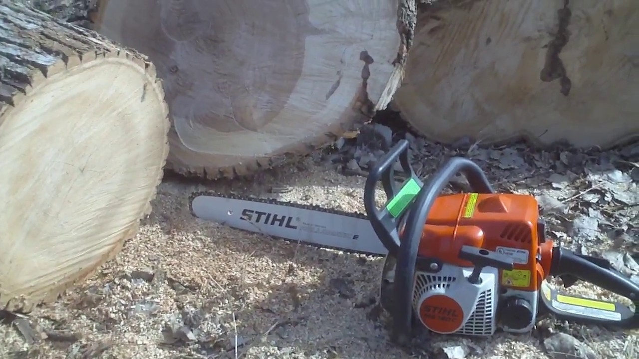 Stihl MS 180c Upgrade