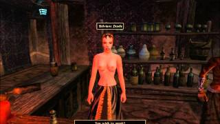 Let's Play Morrowind Part 26: Tits. (NSFW)