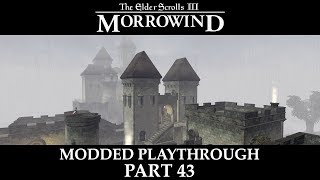 Morrowind Modded Playthrough - Part 43 | Knight Bachelor