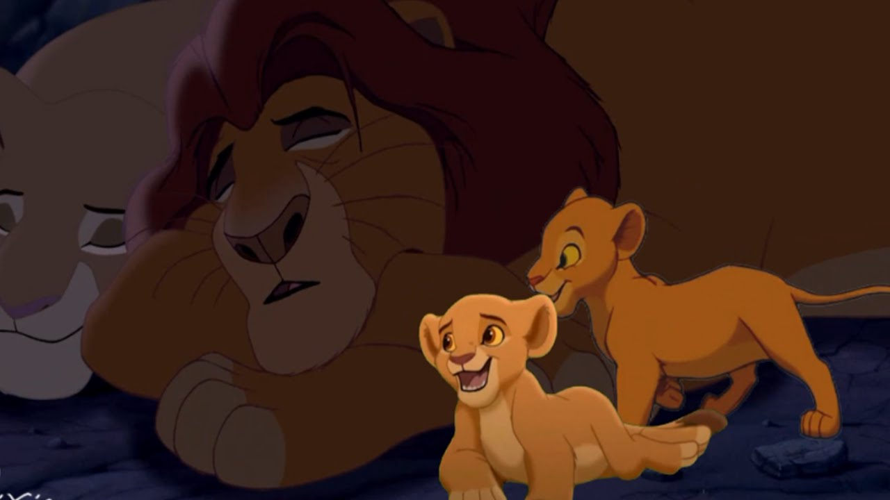 Uncategorized Lion King Mufasa lion king crossover youtube