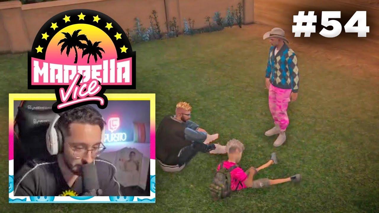 Los PAPASITOS se CONFIESAN con TRISTEZA... 😭 Juan Demonio 😈 Marbella Vice