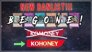 NEW BANLIST!! Konami Finally Goes IN. Heres ALL of the changes. [Yu-Gi-Oh! Duel Links]
