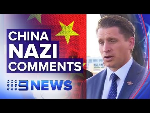 "China calls Australian MP's comparisons ""detrimental"" to relations 