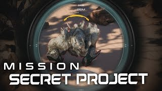 Mass Effect Andromeda: EOS Side Missions -  The Secret Project
