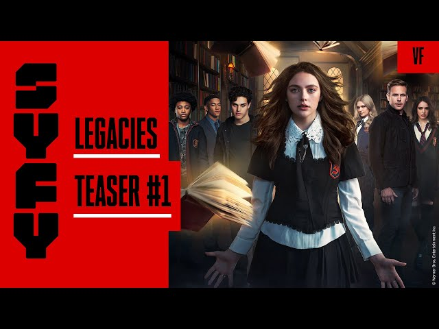 Legacies video streaming