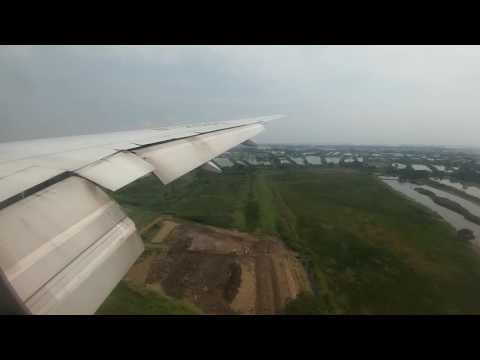 Air China CA757 PEK-BKK B-2060 Landing