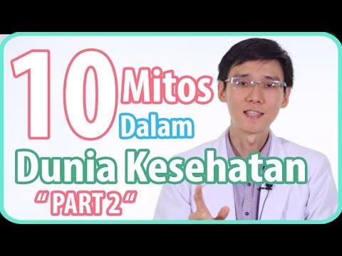 10 Mitos Dalam Dunia Kesehatan Part 2