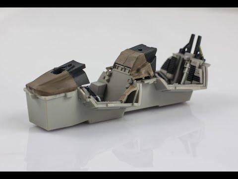 1:48 Tamiya F-14A Tomcat Build Log #2