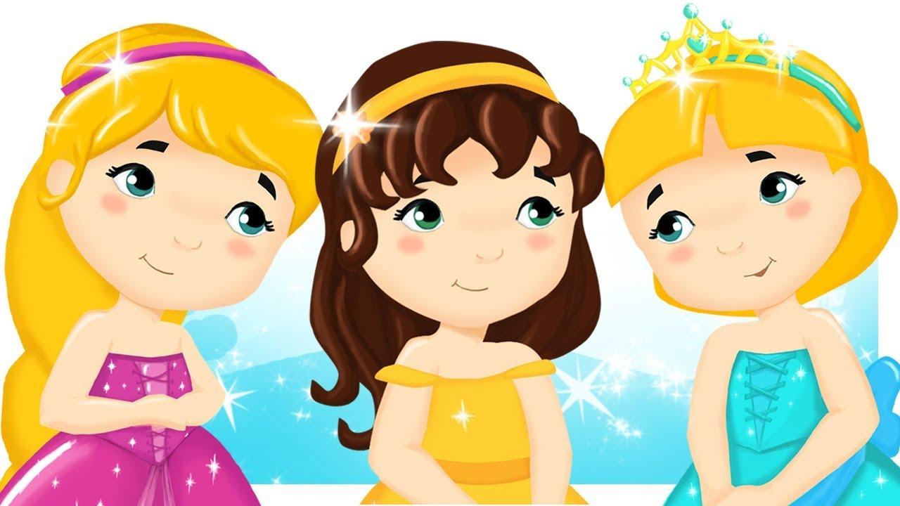 Histoires de princesses raiponce cendrillon belle la - Raiponce la reine des neiges ...