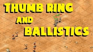 Thumb Ring and Ballistics in AoE2