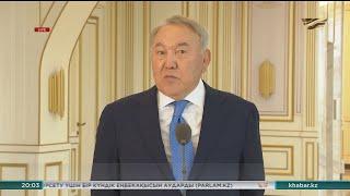 Н. Назарбаев түркі дүниесінің астанасы Түркістанға барды