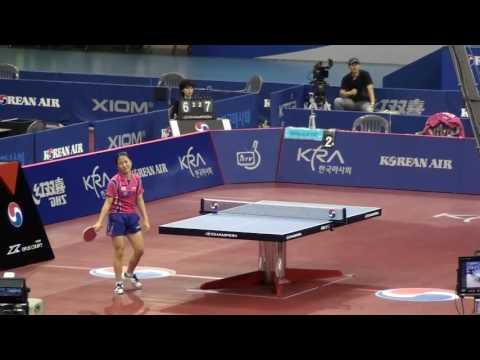 KIM Kyung Ah vs PARK Mi Young 4 4