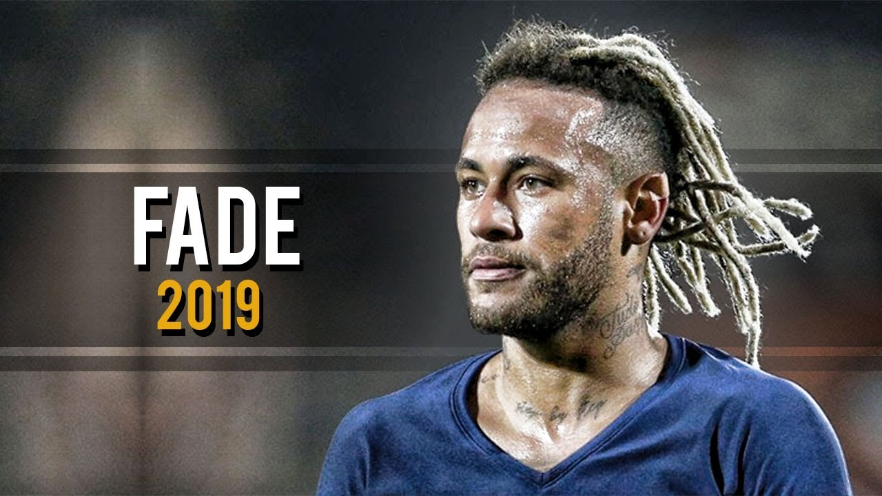 Neymar Hairstyles 2019: Neymar Jr Alan Walker - Fade Skills & Goals 2018