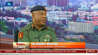 Monkeypox: Nigerian Army Does Not Carry Out Inoculation Of Citizens - Gen. Ugo