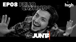 """LaJunta   Entrevista a POLLO CASTILLO. """"Y LOS HATERS"""""""