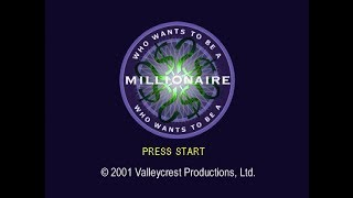 PSX Longplay [444] Who Wants to be a Millionaire 3rd Edition