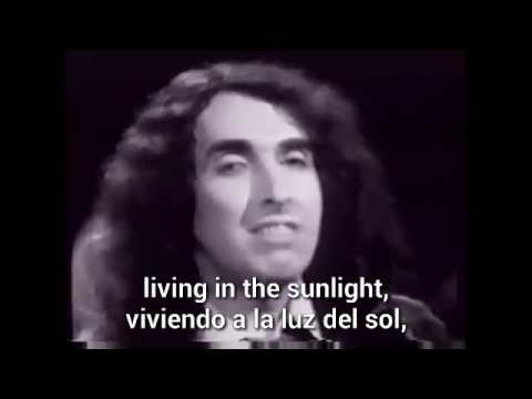 TINY TIM - LIVING IN THE SUNLIGHT ( SUBTÍTULOS ESPAÑOL INGLES )