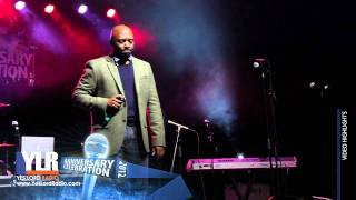 Myron Butler LIVE at Yes Lord Radio Anniversary Party 2012