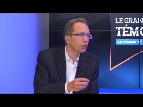 Le Grand Témoin : Henri Poupart-Lafarge, Président directeur général d'Alstom