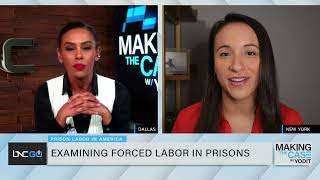 Examining Forced Labor in Prisons and Its Relationship to Slavery