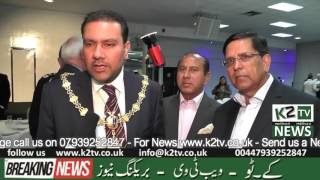 pakistan vs england cricket pakistan team welcomed in manchester k2tv syed kashif sajjad