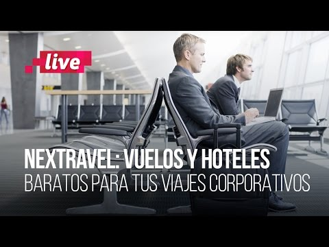 ¿Cómo encontrar Vuelos y Hoteles Baratos para tus viajes corporativos?