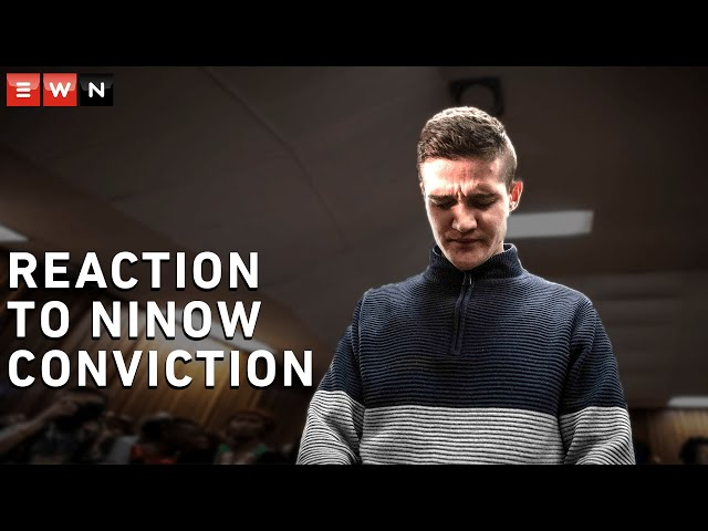 Oproep tot lewenslange vonnis nadat Nicholas Ninow ongeveer 11 uur gelede aan verkragting skuldig bevind is - Eyewitness News