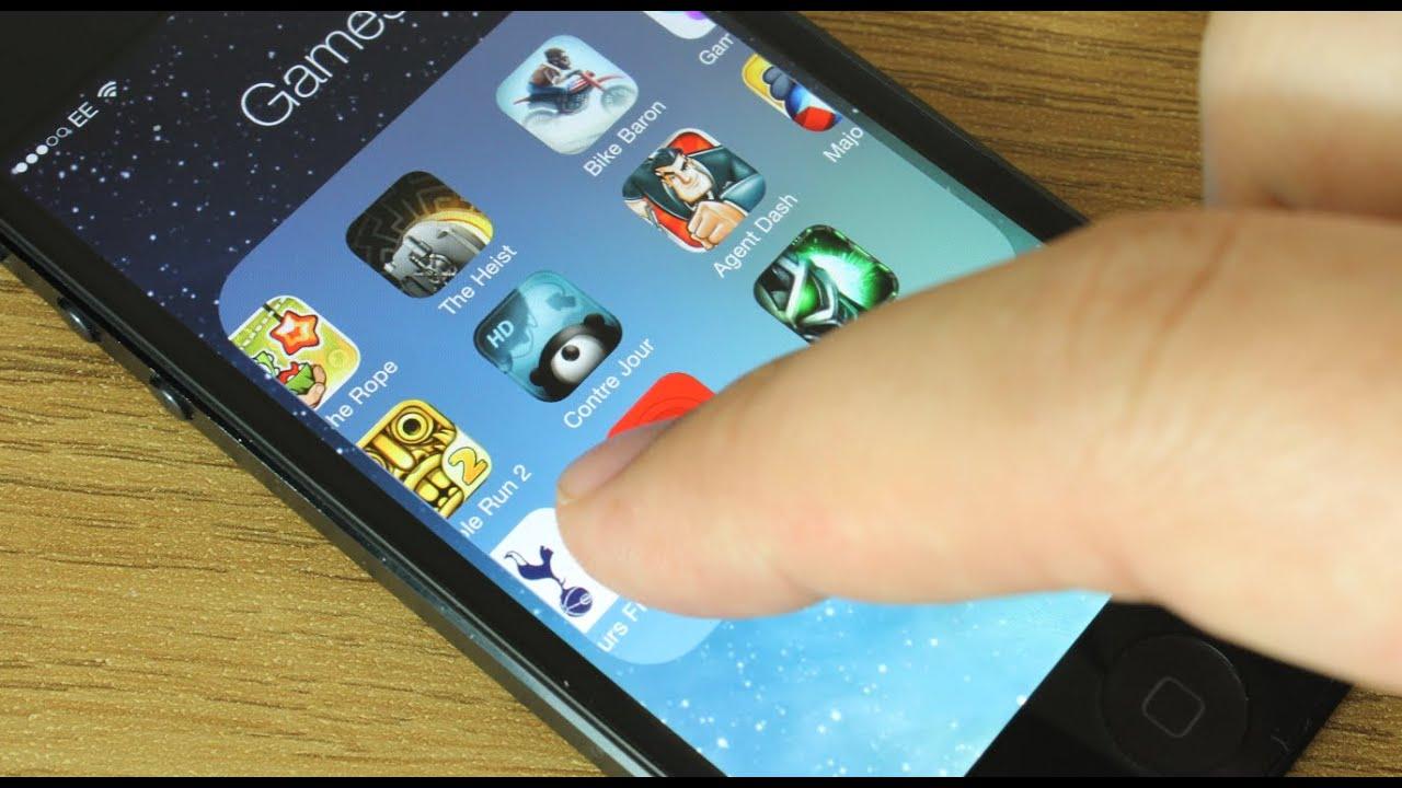 Ios 7 Iphone Wallpaper: Top 10 Melhores Jogos GRÁTIS IOS Para IPhone, IPod & IPad